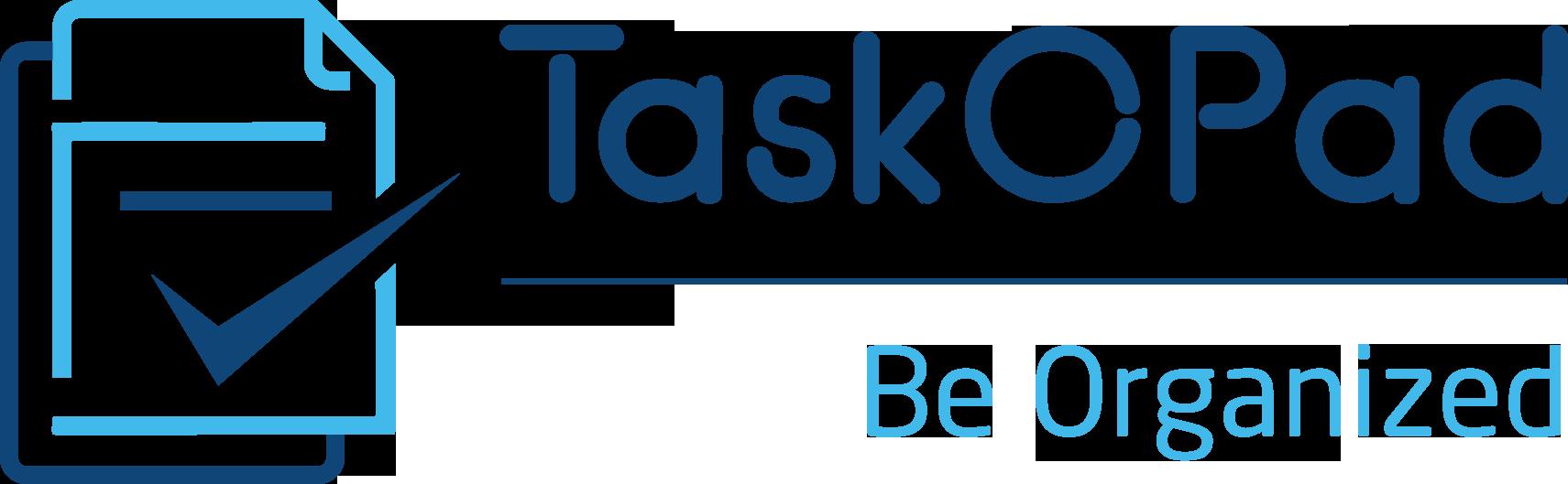 TaskOPad Icon