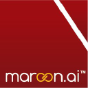 Maroon.Ai Icon