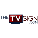The TV Sign Icon