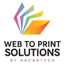 Web to Print Shop Icon